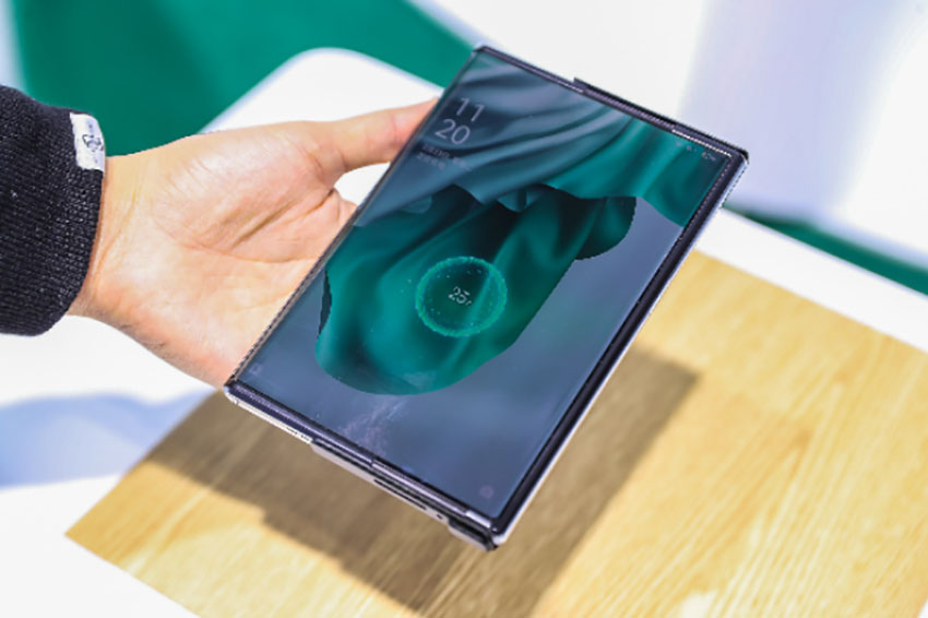 OPPO Tampilkan Teknologi 5G Futuristik di Mobile World Congress Shanghai 2021
