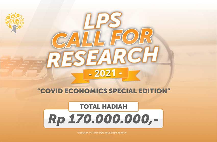 LPS Kembali Gelar Program Call for Research