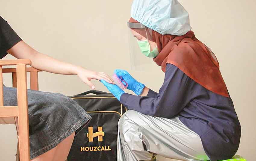 Manjakan Diri dengan Aman dan Praktis di Rumah bersama HOUZCALL