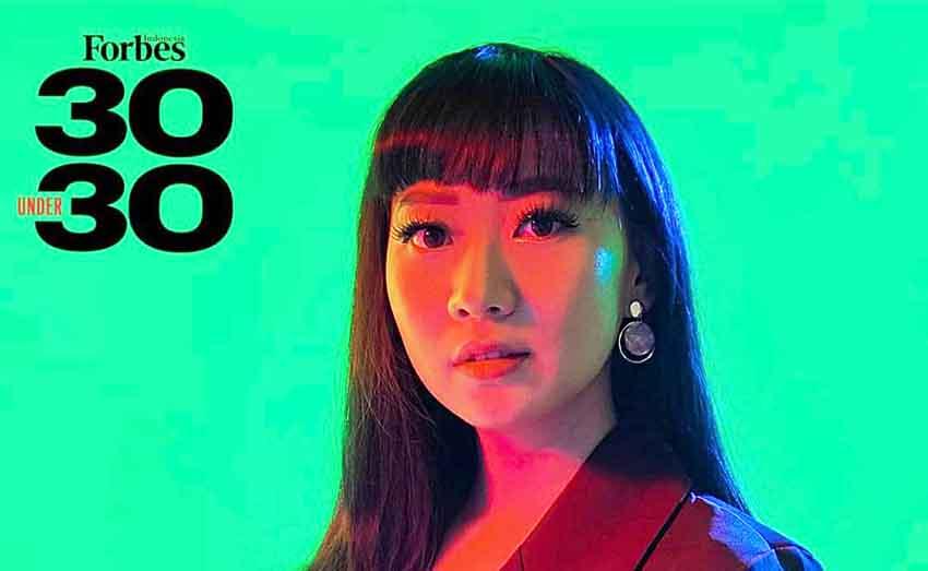 Co-Founder Everwhite, Jessica Lin Masuk Forbes 30 Under 30 Indonesia 2021