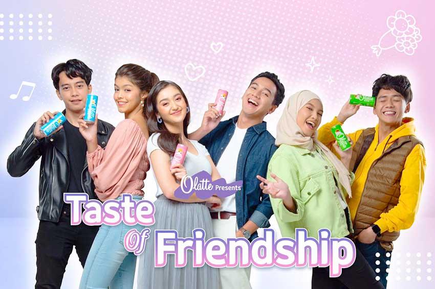 "Dong-A ST Rilis Web Series Indonesia Rasa Korea, ""Taste of Friendship"""