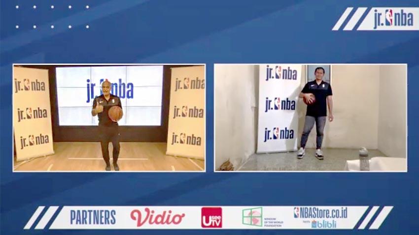 NBA Gandeng Kementerian Agama Gelar Pelatihan Virtual Untuk Guru Olahraga