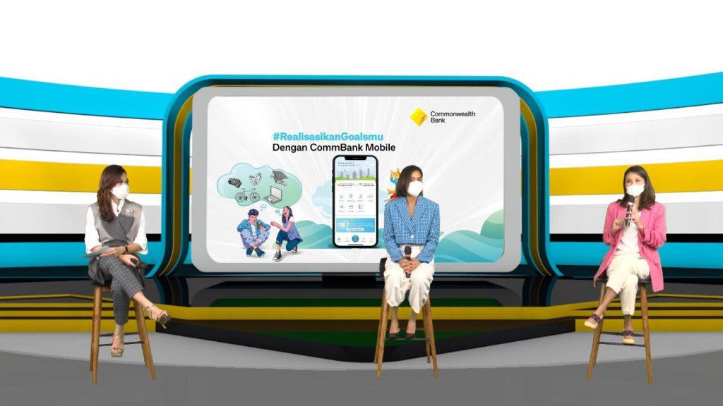 Mudahkan Anak Muda Capai Tujuan Keuangan, CommBank Hadirkan Mobile App