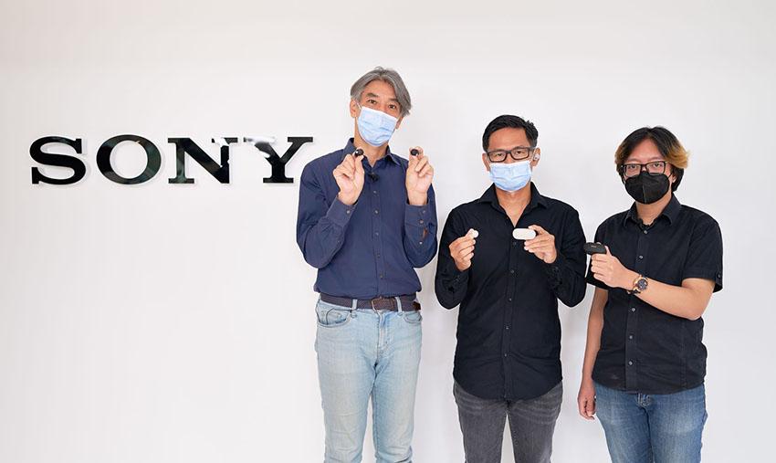 Sony Luncurkan Wireless Headphone Terbaru