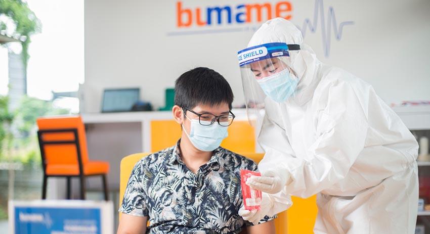 Terafiliasi Kemenkes, Bumame Farmasi Hadirkan Kemudahan Tes PCR & Swab Antigen