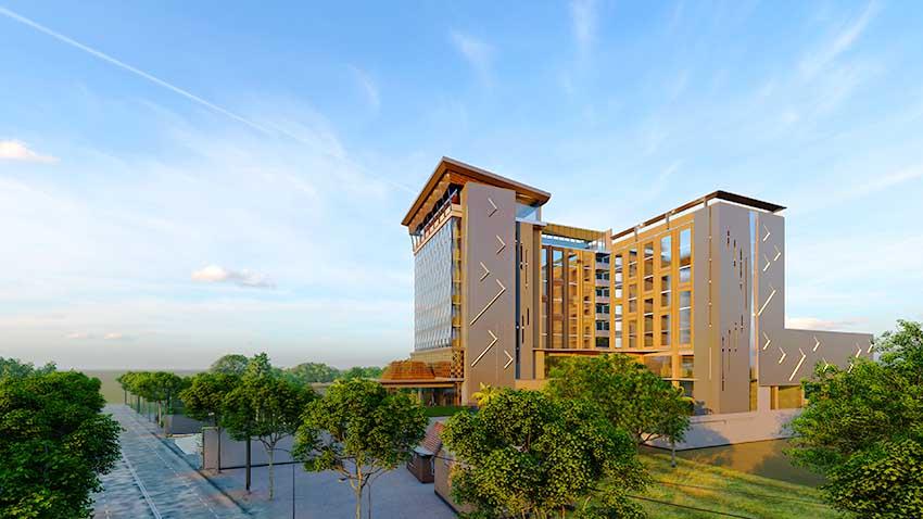Dafam Bersiap Jadi Operator Hotel Digital 2022