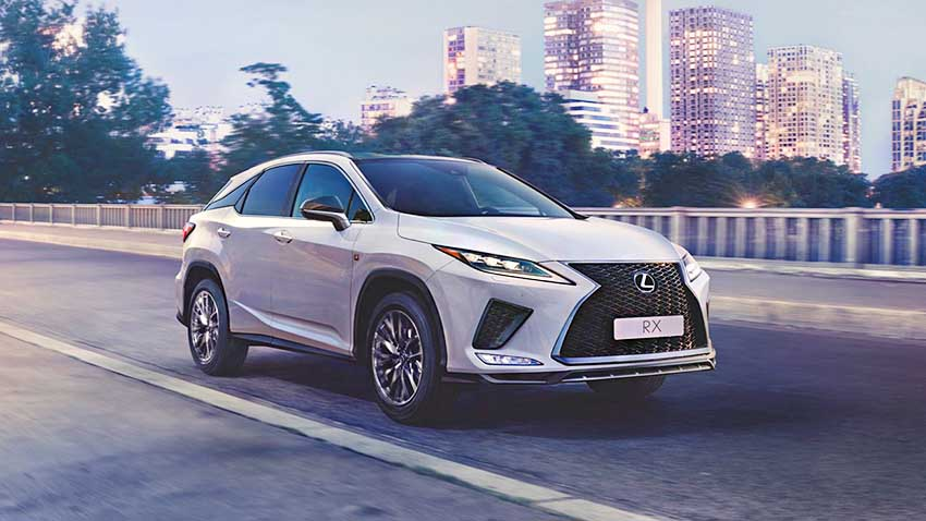 Lexus Immersive World Is Back