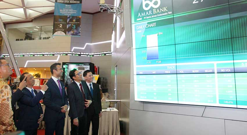 Masuki Pertengahan 2021, Amar Bank tetap Waspada Meski Kinerja Stabil