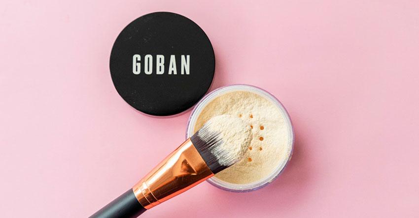 Tetap Flawless Selama WFH dengan Goban Cosmetics