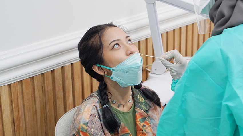 ZAP Clinic Fasilitasi Tes Swab Antigen Gratis untuk Pelanggan