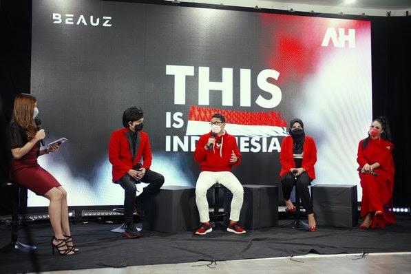 #THISISINDONESIA: Lagu Baru Atta Halilintar Bersama DJ BEAUZ