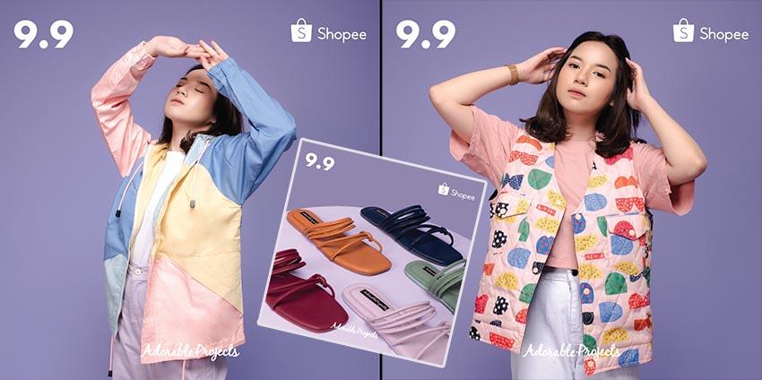 Hadir di Shopee 9.9 Super Shopping Day, Adorable Projects Tawarkan Beragam Produk Berkualitas dengan Harga Terjangkau