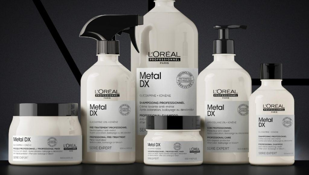 Metal DX, Terobosan Inovatif Dari L'oréal Professionnel