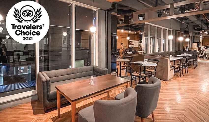 "HaKa Resto Rasuna Raih Penghargaan TripAdvisor Travelers' Choice 2021"""