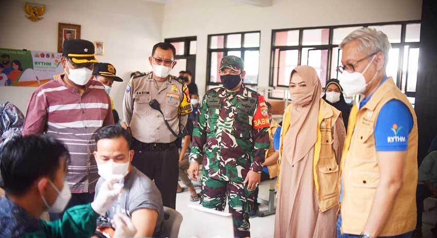 QNET dan Kolaborasi Indonesia Percepat Herd Immunity di Jakarta