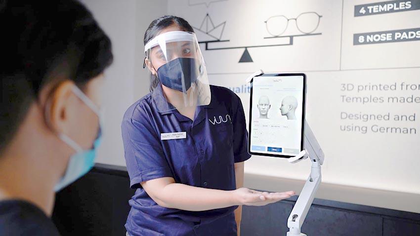 VIUUM Tawarkan Pengalaman Baru Pembelian Kacamata dengan Teknologi Mutakhir