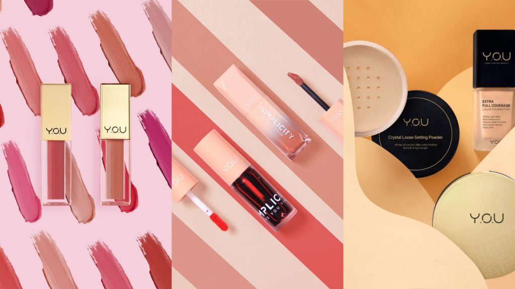 Y.O.U Hadirkan Rangkaian Produk Kecantikan di Shopee 10.10 Brands Festival