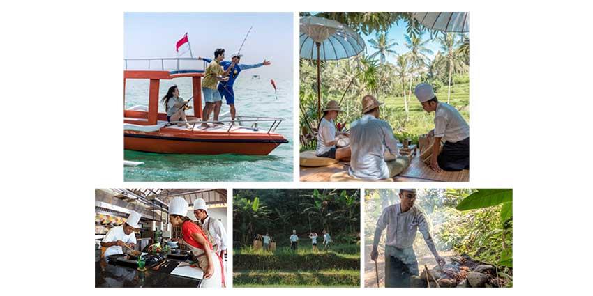 Wisata Kuliner Dipandu oleh Koki di Four Seasons Resorts Bali